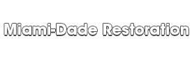 Miami-Dade Restoration_wht-We do home restoration services like Servpro such as water damage restoration, water removal, mold removal, fire and smoke damage services, fire damage restoration, mold remediation inspection, and more.